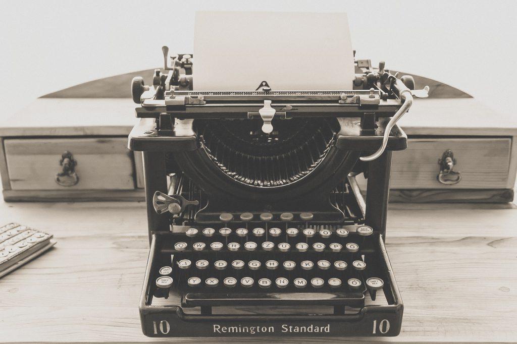 Lassen Sie mich Geschichten schreiben